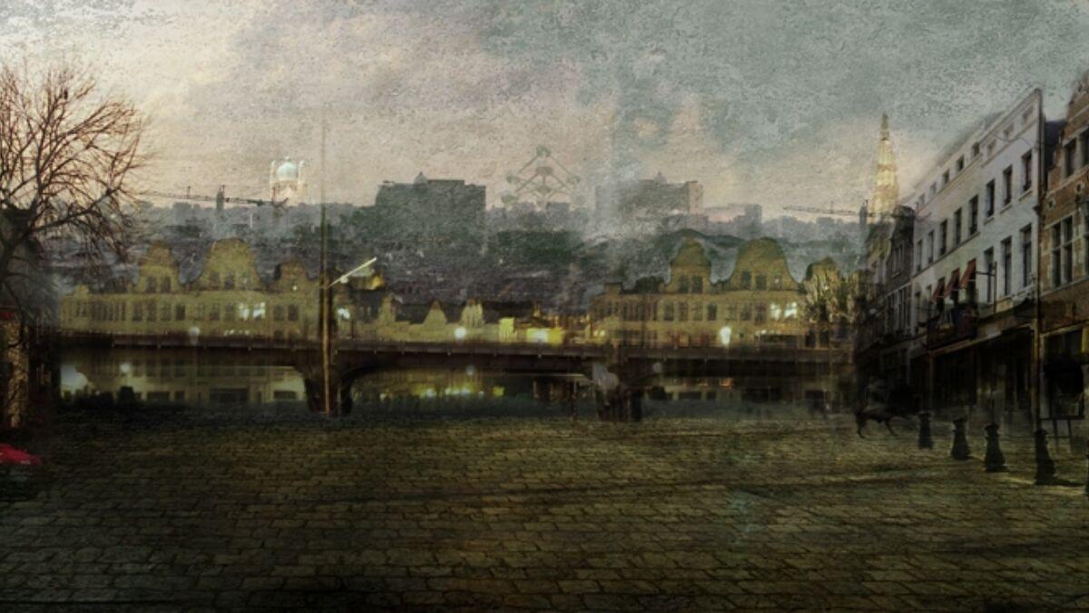 Cities interpreted bruxelles