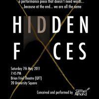 Hidden faces flyer