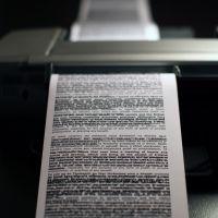 Small print interactive installation 2012 azahara cerezo 2